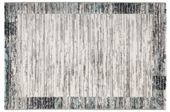 Obsession Teppich Bronx 546, silber 120 x 170 cm