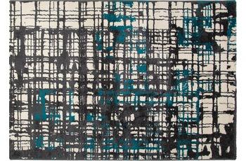 Obsession Teppich Bronx 547 petrol 120 x 170 cm