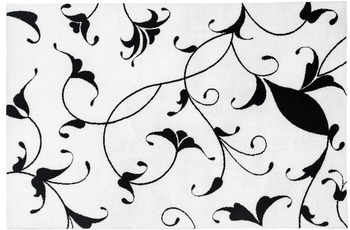Obsession Teppich My Black & White 390 white 120 x 170 cm