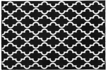 Obsession Teppich My Black & White 391 black 120 x 170 cm