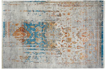 Obsession Teppich My Laos 453 blue 80 x 150 cm