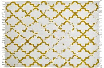 Obsession Handwebteppiche My Stockholm 341 mustard