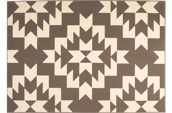 Obsession Teppich NORIK 561 taupe 80 x 150 cm