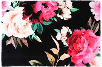 Obsession Teppich Romance 210, schwarz