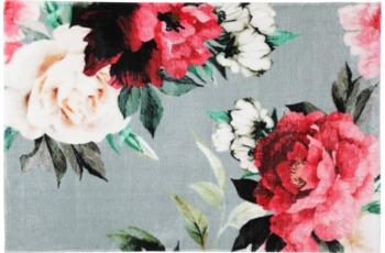Obsession Teppich Romance 210, silber 160 x 230 cm