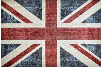 Obsession Vintage-Teppich Torino Flags 422 union jack