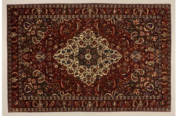 Oriental Collection Bakhtiar Teppich rot 207 x 315 cm