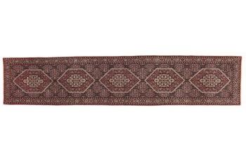 Oriental Collection Bidjar Teppich, reine Wolle, handgeknüpft, 80 x 390 cm