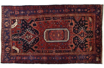 Oriental Collection Bidjar Teppich Kordi 140 x 232 cm