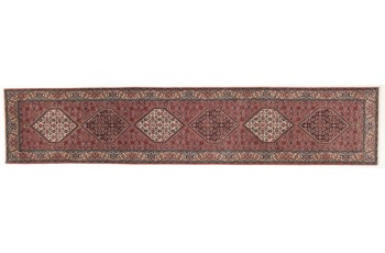 Oriental Collection Bidjar Teppich, 85 x 420 cm