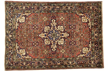 Oriental Collection Bidjar-Teppich Sandjan 68 x 90 cm