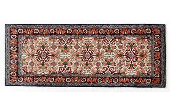 Oriental Collection Bidjar Teppich Fereydoon 80 x 205 cm