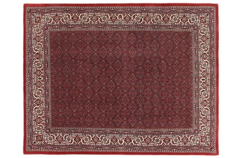 Oriental Collection Bidjar mit Seidenanteil 221 cm x 294 cm