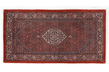 Oriental Collection Bidjar mit Seidenanteil 70 cm x 149 cm