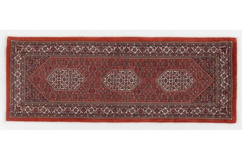 Oriental Collection Bidjar mit Seidenanteil 72 cm x 205 cm
