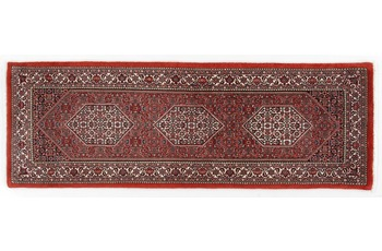 Oriental Collection Bidjar mit Seidenanteil 72 cm x 206 cm