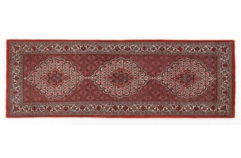 Oriental Collection Bidjar mit Seidenanteil 73 cm x 216 cm