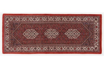 Oriental Collection Bidjar mit Seidenanteil 75 cm x 190 cm