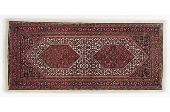 Oriental Collection Bidjar mit Seidenanteil 76 cm x 169 cm