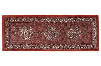 Oriental Collection Bidjar mit Seidenanteil 82 cm x 225 cm