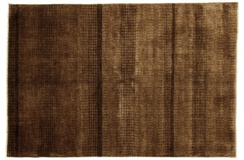 Oriental Collection Teppich Gabbeh, FineGab, handgeknüpft, 100% Wolle, 170 x 252 cm