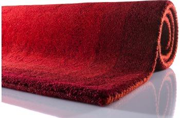 Zaba Gabbeh-Teppich Dallas rot 40 cm x 60 cm