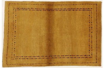 Oriental Collection Gabbeh-Teppich 100 x 150 cm gelb
