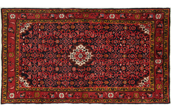 Oriental Collection Hamedan-Teppich Hosseinabad 127 x 225 cm