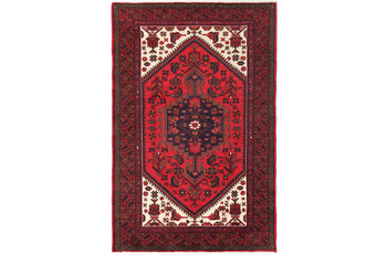 Oriental Collection Hamedan-Teppich Khamseh 100 x 185 cm