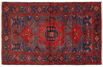 Oriental Collection Hamedan-Teppich Khamseh 125 x 202 cm