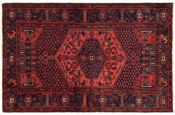 Oriental Collection Hamedan-Teppich Khamseh 130 x 205 cm