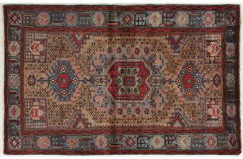 Oriental Collection Hamadan Teppich Khamseh 130 x 212 cm