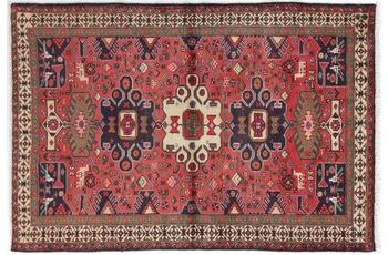 Oriental Collection Hamadan Orientteppich Khamseh 135 x 200 cm