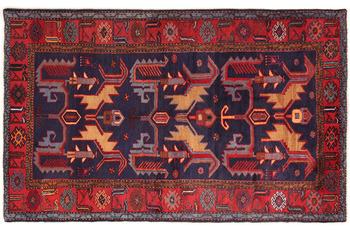 Oriental Collection Hamedan-Teppich Khamseh 135 x 220 cm