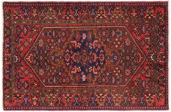 Oriental Collection Hamedan-Teppich Khamseh 140 x 205 cm