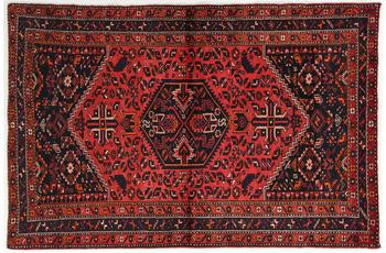 Oriental Collection Hamedan-Teppich Khamseh 140 x 210 cm