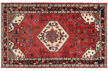 Oriental Collection Hamedan-Teppich Toiserkan 120 x 195 cm