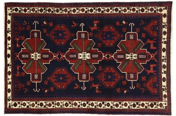 Oriental Collection Hamedan, 137 x 207 cm