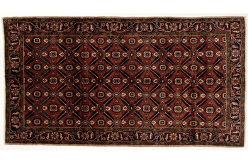 Oriental Collection Hamadan Teppich 150 x 285 cm