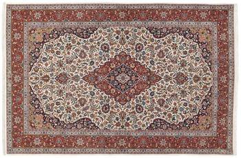 Oriental Collection Ilam-Teppich auf Seide 137 x 208 cm