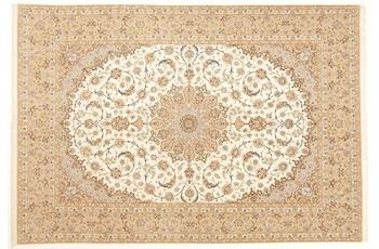 Oriental Collection Isfahan Teppich, handgeknüpft, reine Wolle, 255 x 366 cm