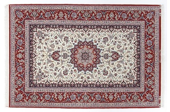 Oriental Collection Isfahan Teppich auf Seide 131 cm x 196 cm