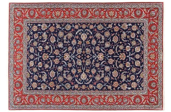 Oriental Collection Isfahan auf Seide 200 cm x 298 cm