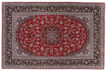 Oriental Collection Isfahan auf Seide 200 cm x 308 cm