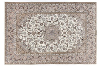 Oriental Collection Isfahan auf Seide 205 cm x 305 cm