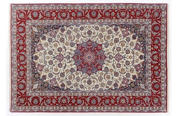 Oriental Collection Isfahan Teppich auf Seide 210 cm x 303 cm