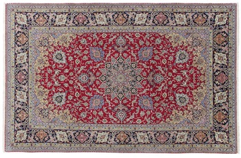 Oriental Collection Isfahan auf Seide 210 cm x 328 cm