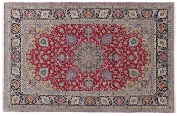 Oriental Collection Isfahan auf Seide 210 cm x 328 cm