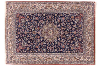 Oriental Collection Isfahan Teppich auf Seide 215 cm x 305 cm