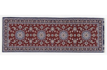Oriental Collection Isfahan auf Seide 65 cm x 195 cm